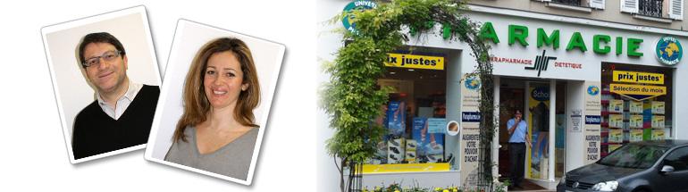 pharmacie La Varenne St Hilaire