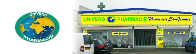 pharmacie St Gervais La Foret