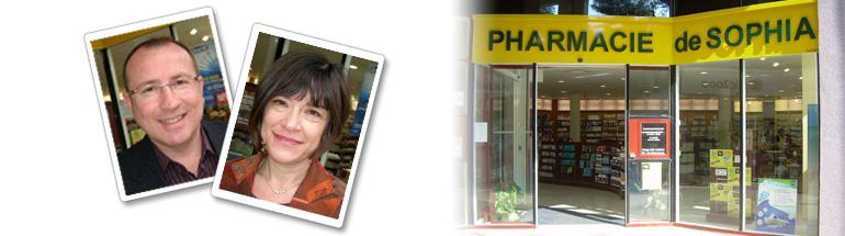 pharmacie Sophia Antipolis