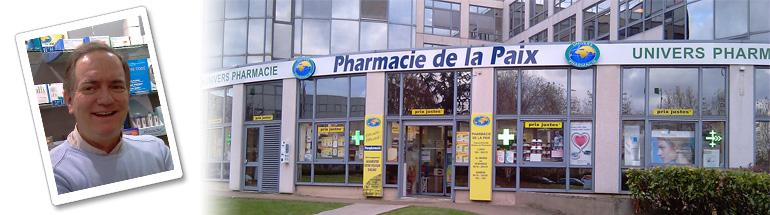 pharmacie Lognes