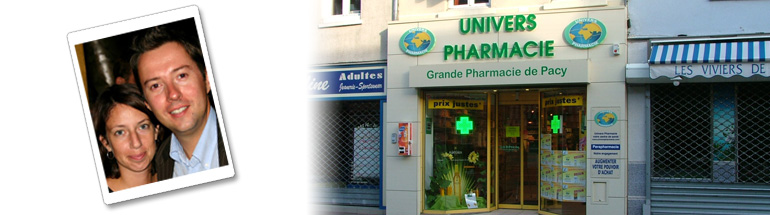 pharmacie Pacy Sur Eure