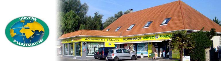 pharmacie Rang Du Fliers