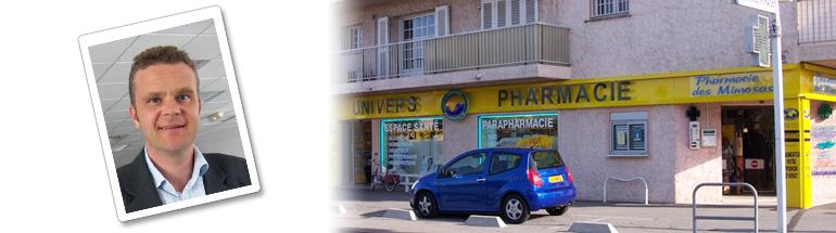 pharmacie Frejus